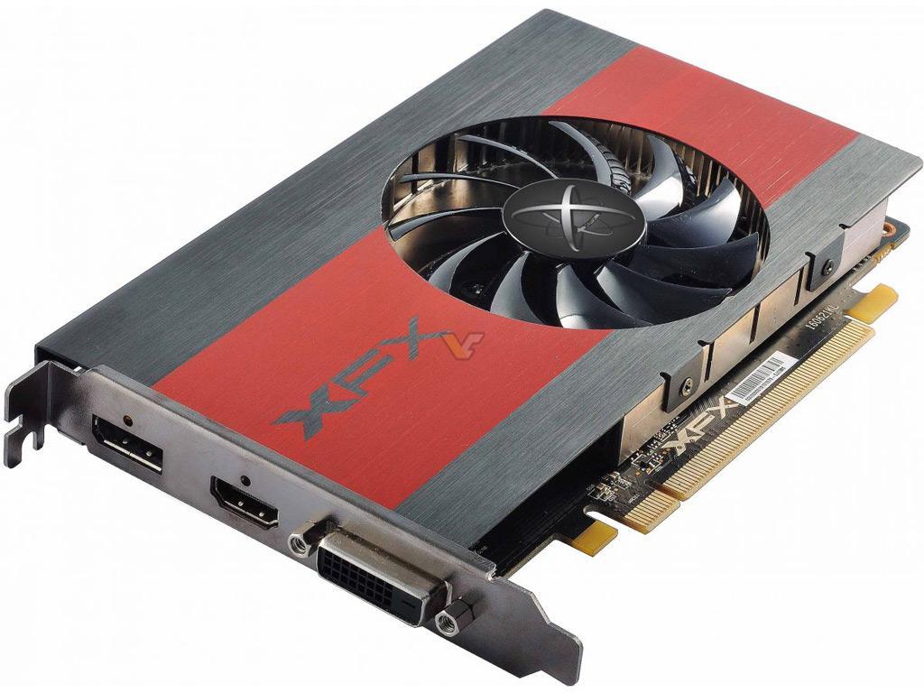 XFX Radeon RX 460 Core Edition OC 3