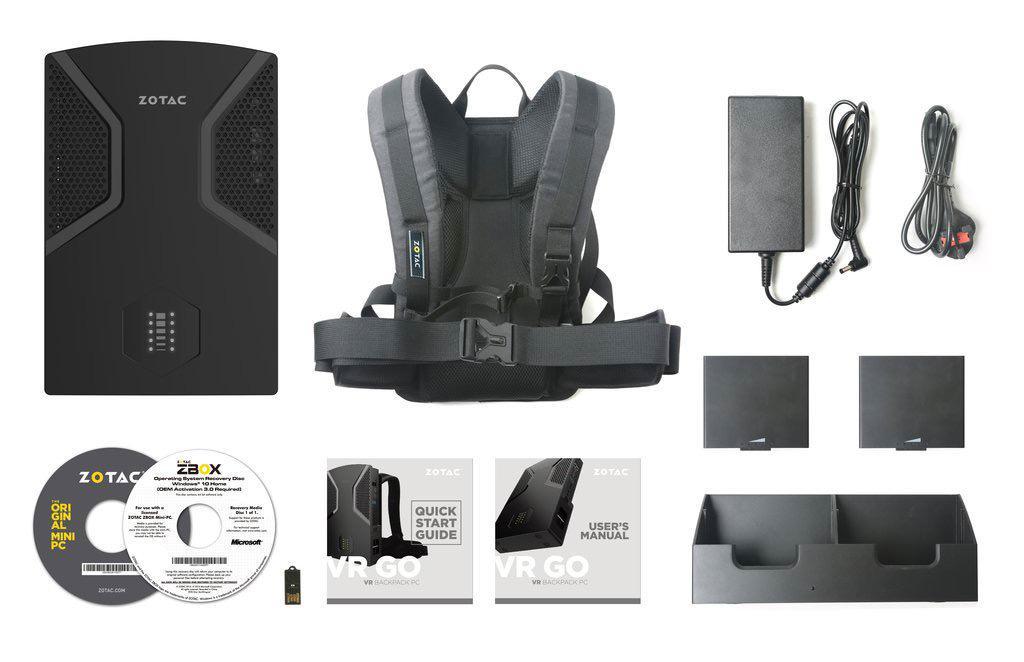 Zotac VR Go 4