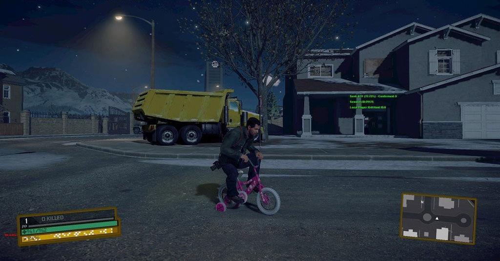 Трейлер, показывающий новый транспорт грядущей Dead Rising 4