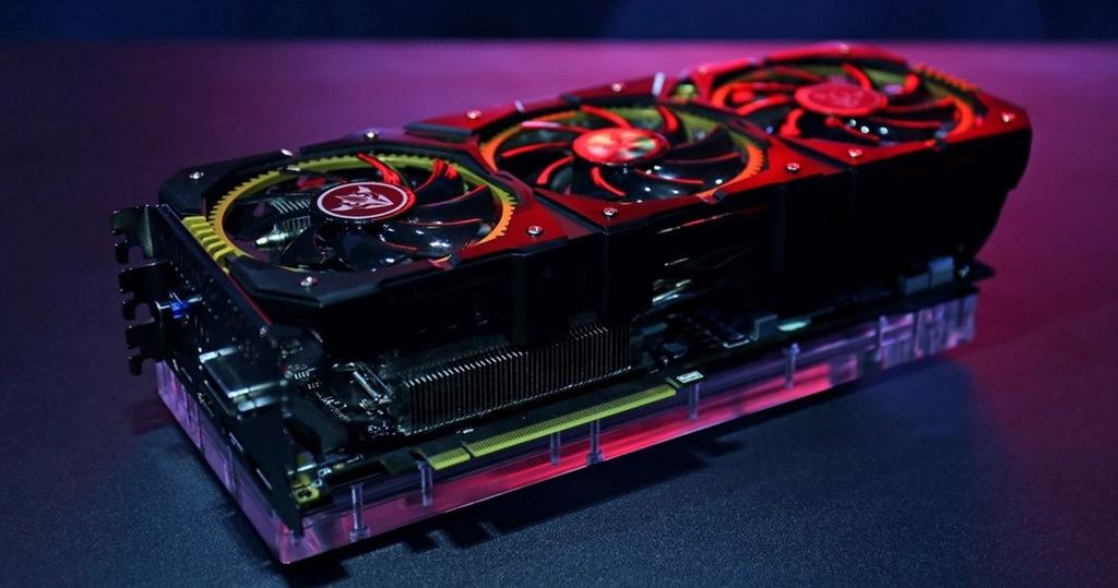 Colorful iGame GTX 1080 Kudan 1