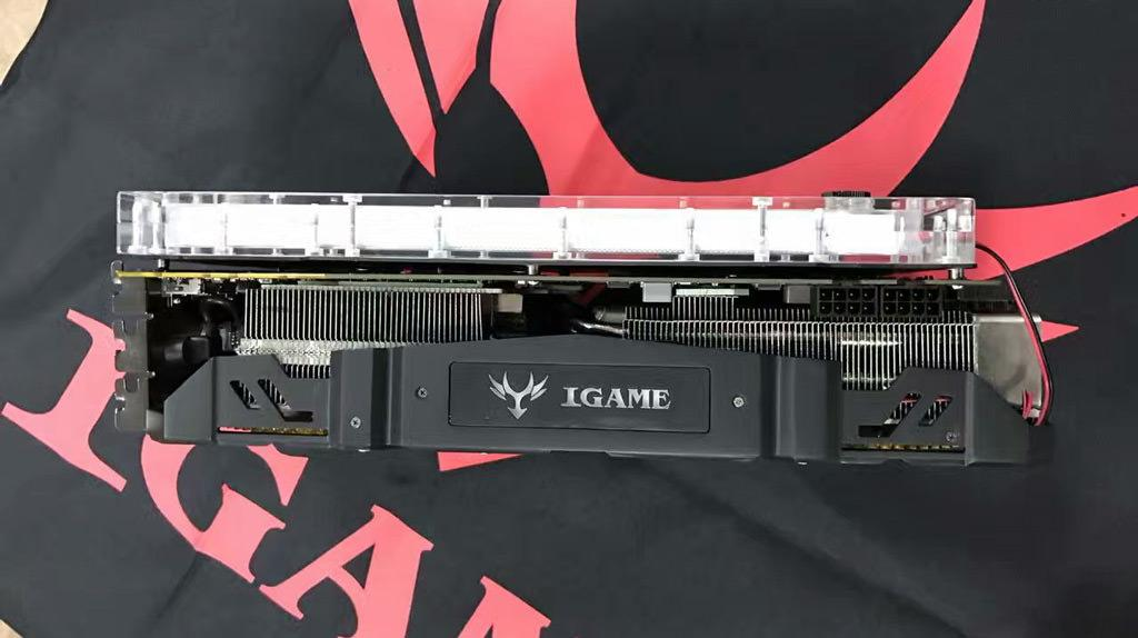 Colorful iGame GTX 1080 Kudan 2