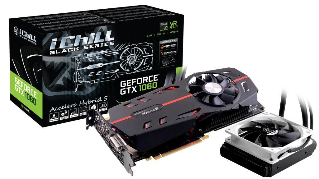 GTX 1060 iChill Black 1