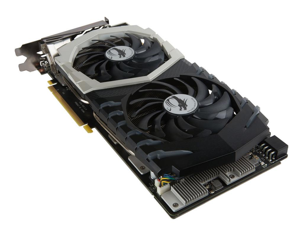 MSI GeForce GTX 1070 Quick Silver 5