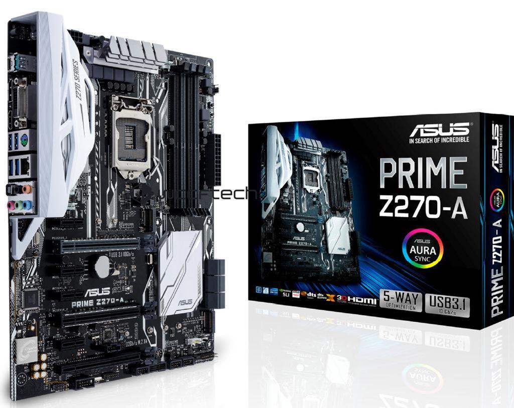 ASUS Z170 Motherboard 6