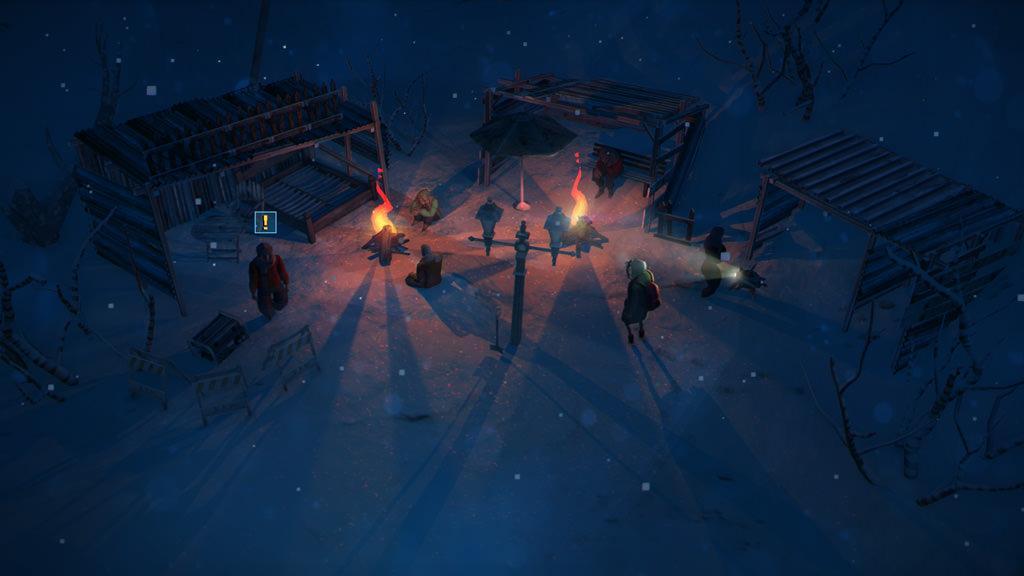 Bandai Namco Entertainment объявила Impact Winter, запланированную на начало 2017 года