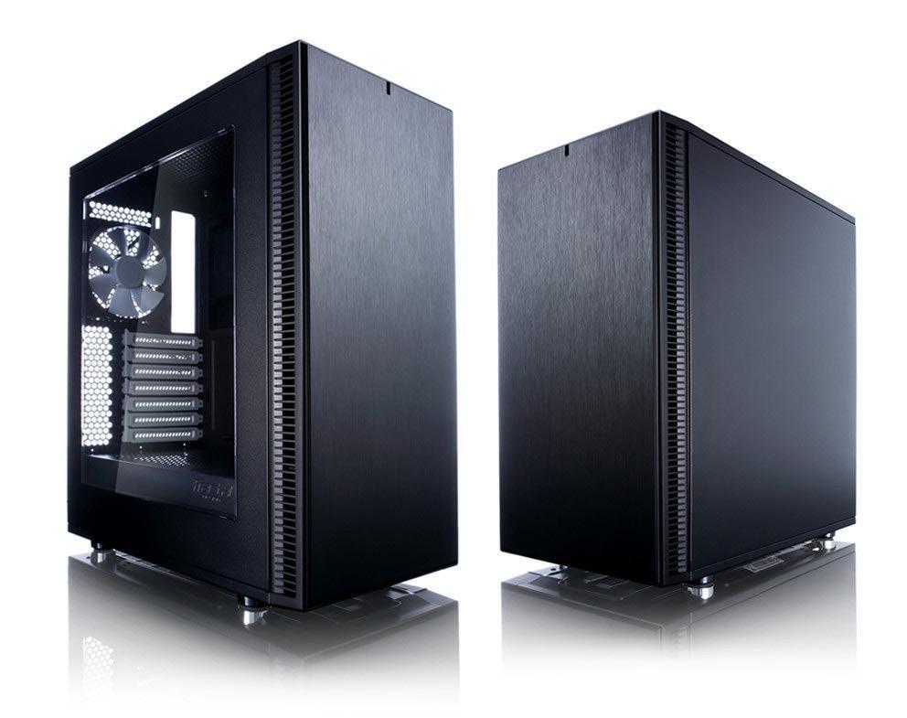 Fractal Design представила корпуса Define C и Define C Mini