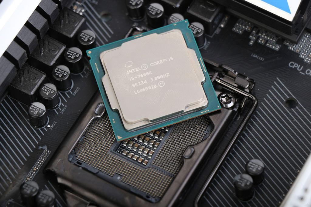 Intel Kaby Lake Core i5 7600K Review 1
