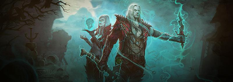 В следующем году в Diablo 3 появится «новый» класс