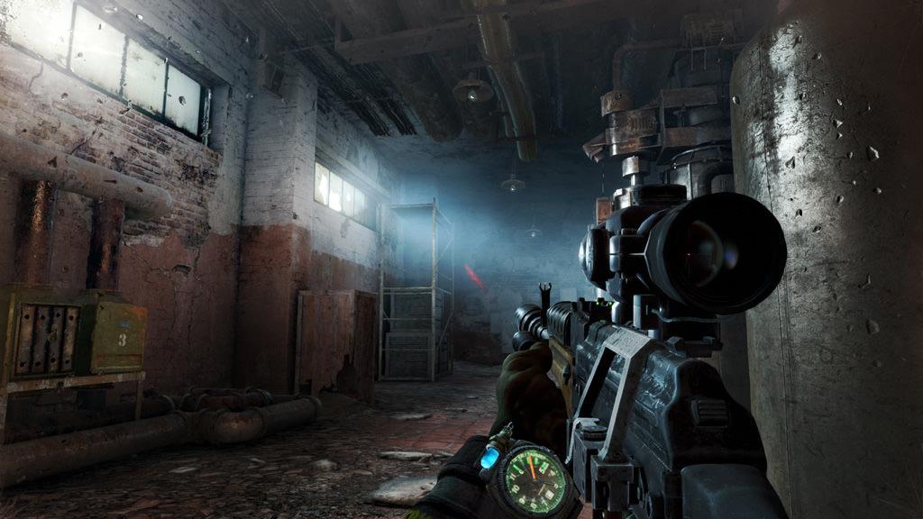 Релиз игры Metro 2035 запланирован уже на следующий год