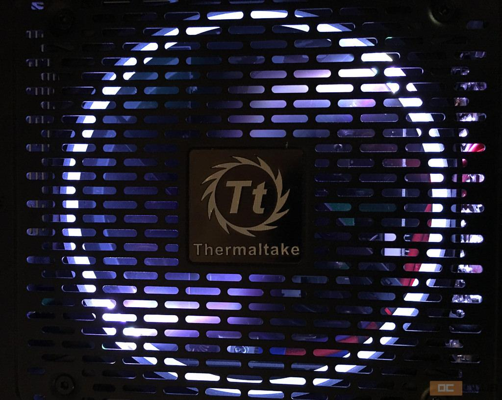 Обзор блока питания Thermaltake DPS G RGB 850 Вт. Официант, подайте кольцо!
