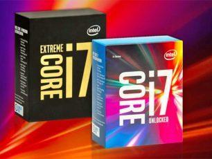 Слух: Intel Skylake-X и Kaby Lake-X появятся в третьем квартале 2017