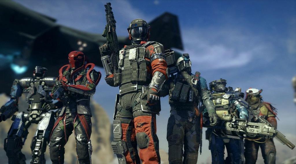 Немного о конкуренции: Call of Duty: Infinite Warfare неожиданно стала самой популярной игрой PS4 за ноябрь