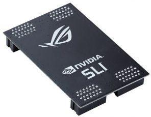 ASUS выпустила простые и недорогие SLI HB-мостики