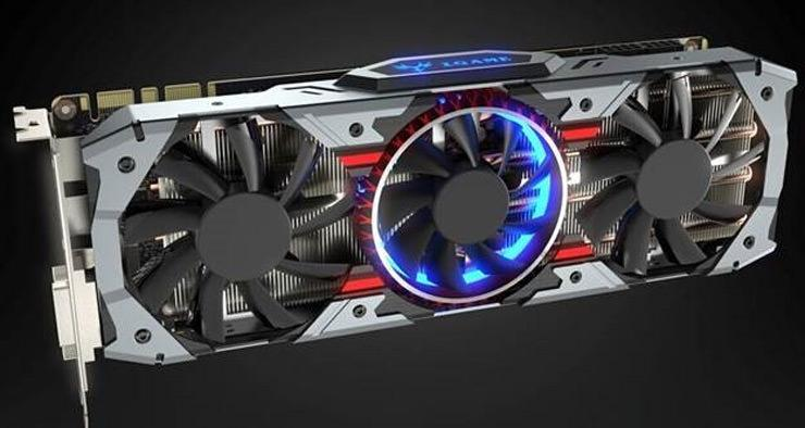 Colorful анонсировала видеокарту GeForce GTX 1070 iGame X-TOP Advanced Limited