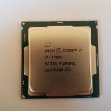Результаты скальпирования Intel Core i7-7700K