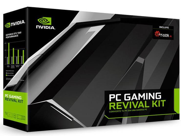 NVIDIA PC Gaming Revival Kit – набор для апгрейда ПК от «зеленых»