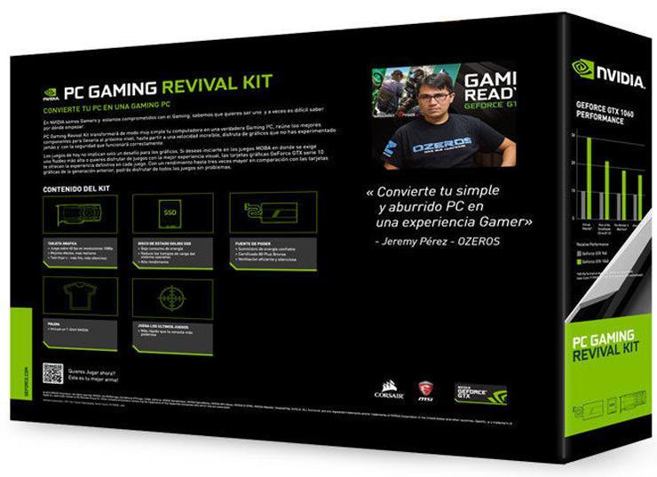 NVIDIA PC Gaming Revival Kit 2