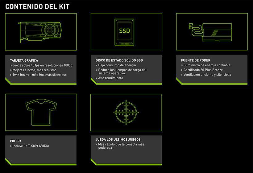 NVIDIA PC Gaming Revival Kit 3