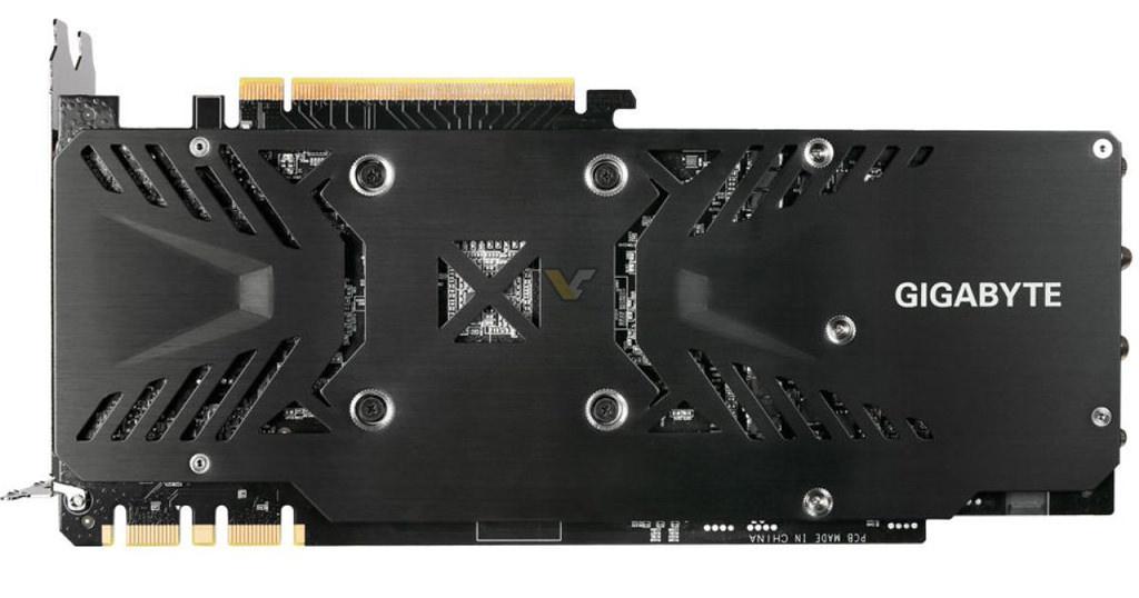Gigabyte GTX 1070 1080 G1 Rock 4