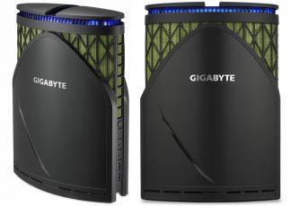 Gigabyte выпустила очень бодрый ПК Brix Gaming GT