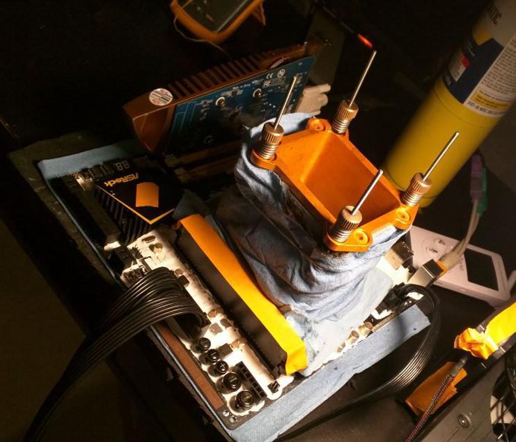 Intel Core i7-7700K разогнан до 7 ГГц, и установлен новый рекорд в PiFast
