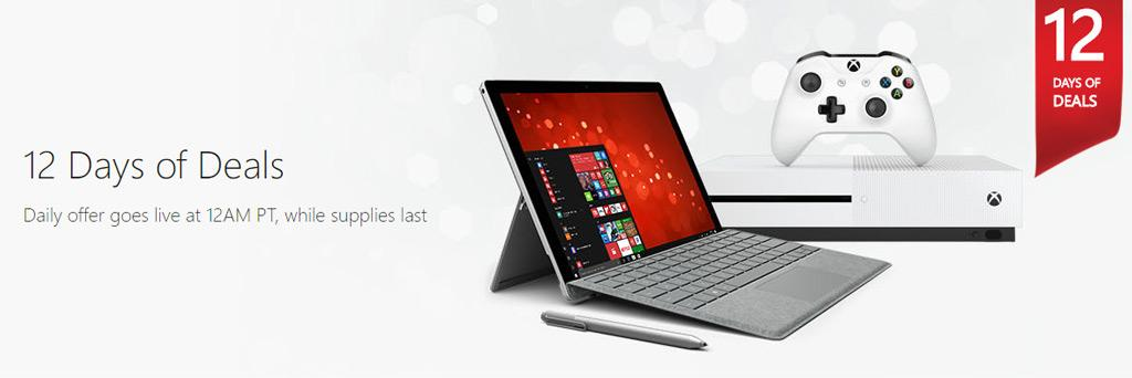 Microsoft 12 Days of Deals 3