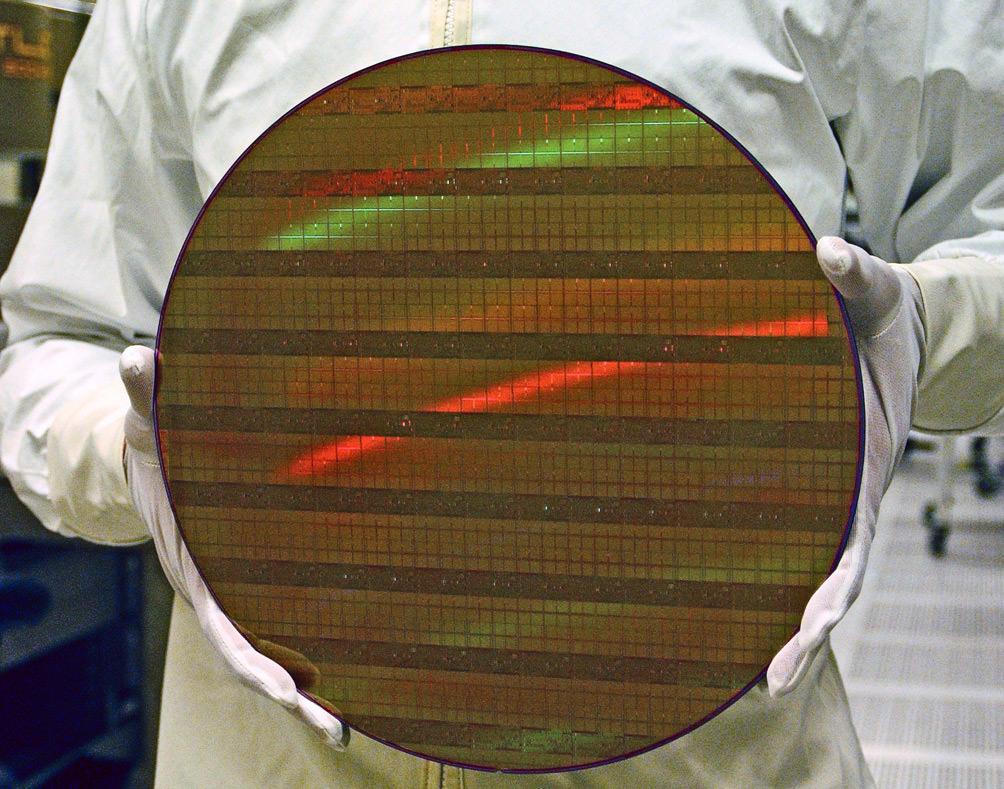 TSMC готовится запустить производство по 12–нм техпроцессу
