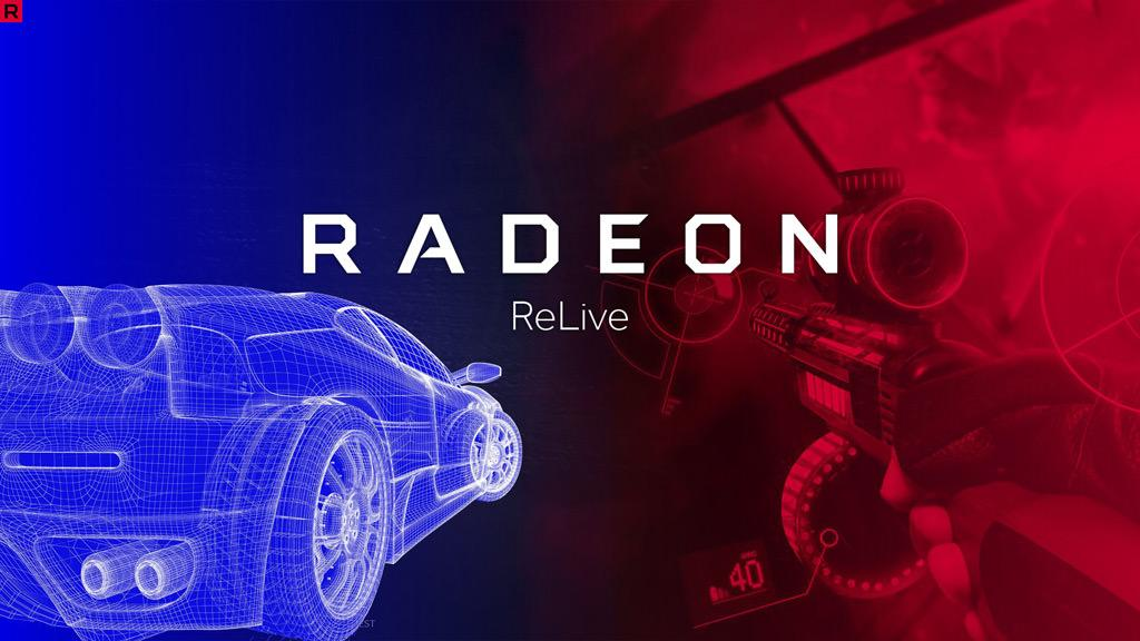 AMD Crimson ReLive 1