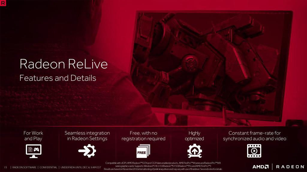 AMD Crimson ReLive 3