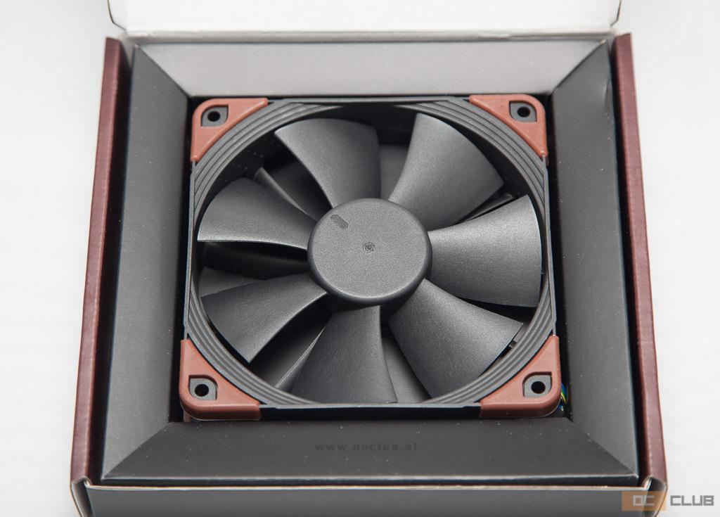 Обзор вентиляторов Noctua серии IndustrialPPC, Redux, креплений Chromax, или всего-всего от Noctua