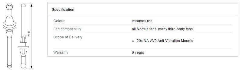 noctua fans 52