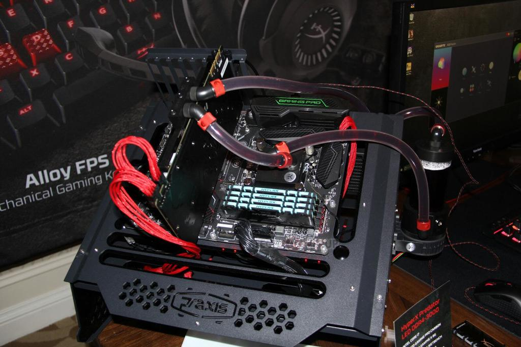Kingston HyperX Predator LED DDR4 1