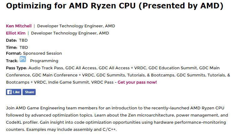 AMD Ryzen Lauch 1