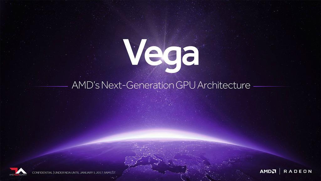 Слух: видеокарты Vega появятся где-то в мае