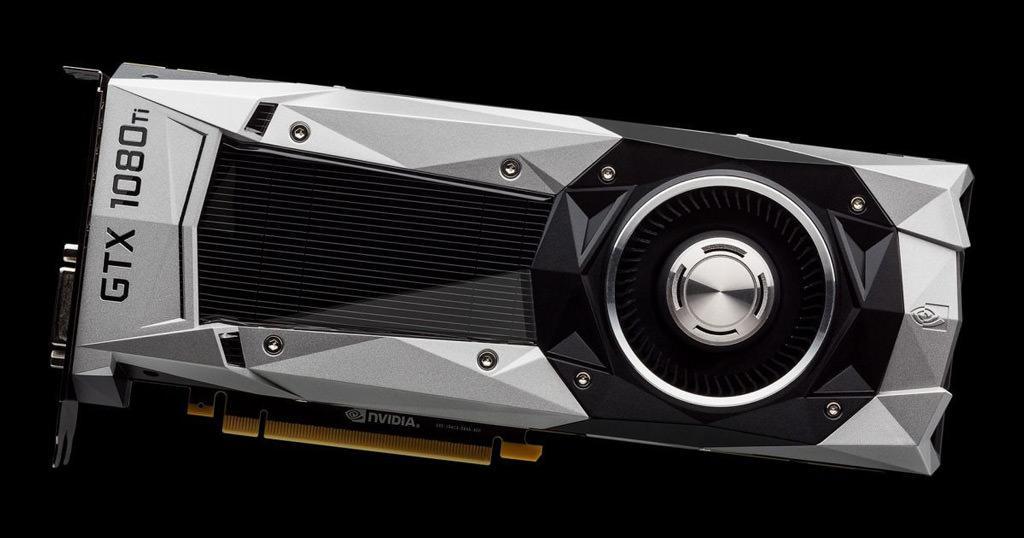 Возможно, видеокарту NVIDIA GeForce GTX 1080 Ti покажут 10-12 марта