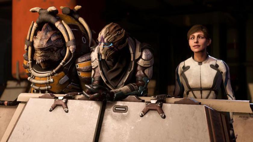 Немного подробностей о крафте в Mass Effect Andromeda