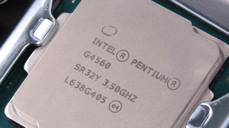 Появились первые обзоры Intel Pentium G4560 с активным Hyper-Threading