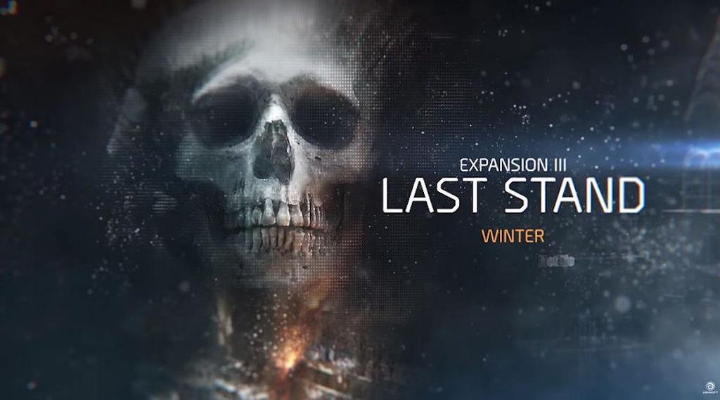 +Обнародованы первые подробности Last Stand, 3-го дополнения The Division