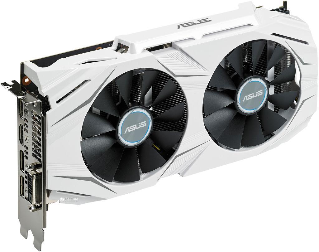 ASUS Dual 0db fan 1