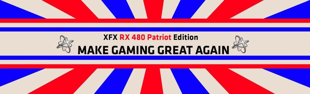 XFX RX 480 patriot edition 1