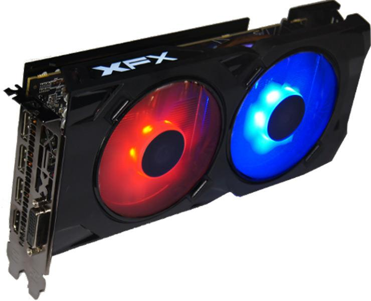 XFX RX 480 patriot edition 2