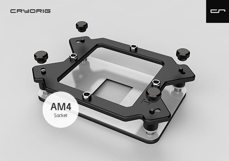 Noctua и Cryorig бесплатно высылают набор креплений для сокета AM4
