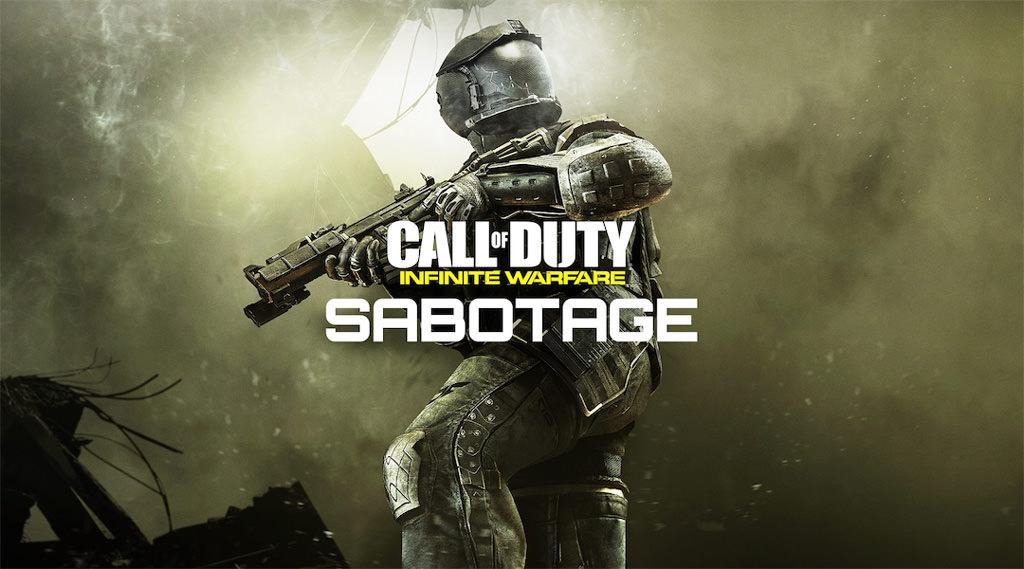 call of duty infinite warfare sabotage dlc trailer