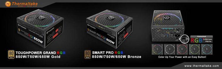 Thermaltake Smart Pro RGB 3