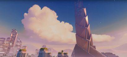Оазис — новая карта в Overwatch. Приятная на вид, но опасная для прогулок
