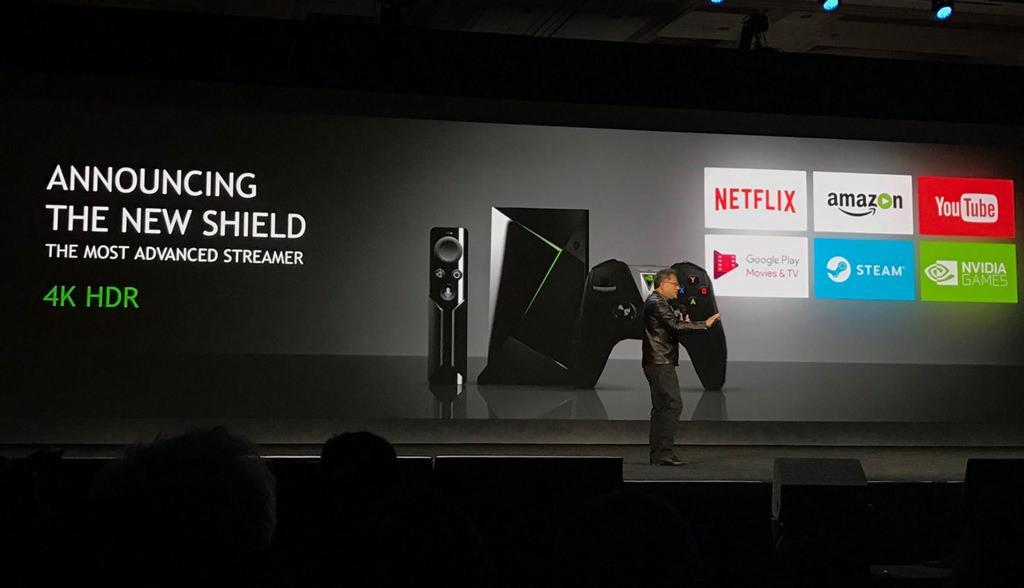Что NVIDIA показала на CES