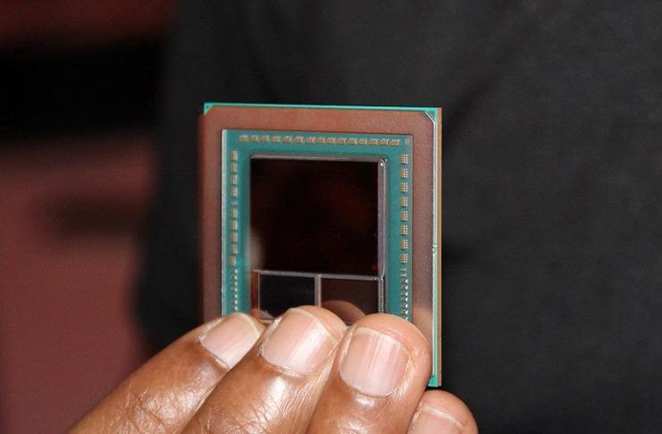 Слух: Vega может появиться в продаже через целых пол года + фото GPU Vega