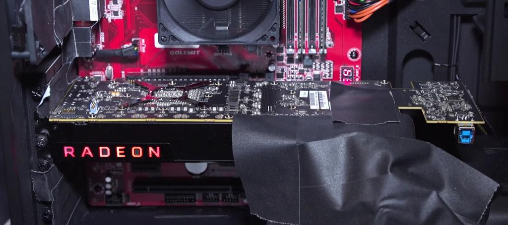 AMD Vega prototype 1