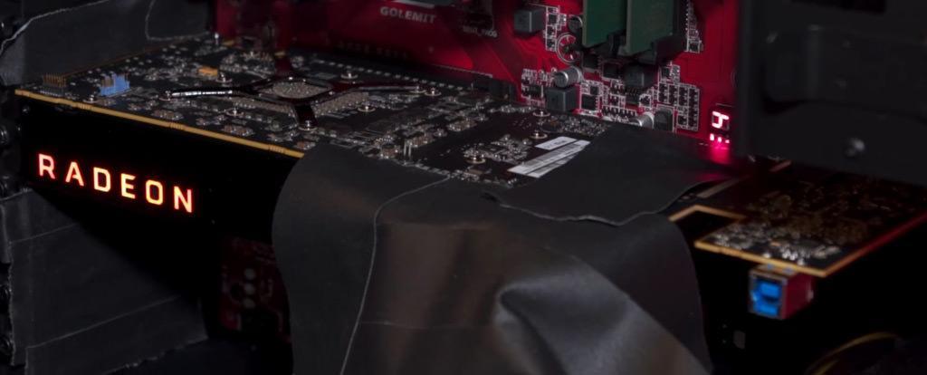 AMD Vega prototype 2