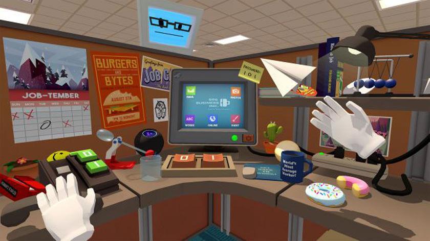 «Паровозик который смог». Игра виртуальной реальности Job Simulator заработала свыше $3 млн